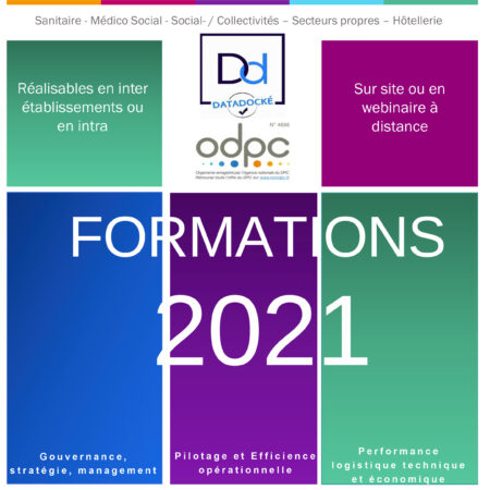 CATALOGUE FORMATIONS QUALIBIO 2021
